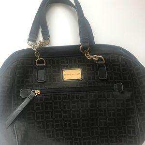 Tommy Hilfiger Blk handbag